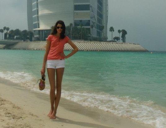 miss southern Quebec in exotic beach resort