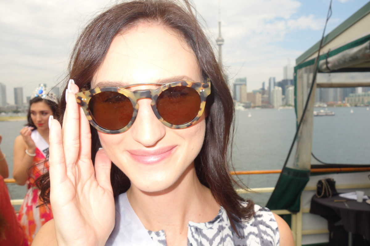goprgeous designer sunglasses by t&k at Spectacle in Toronto