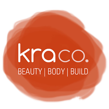 kraco logo body wash and beauty bar