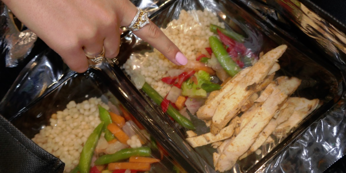 super healthy food delivered by Clean Meals company in Toronto