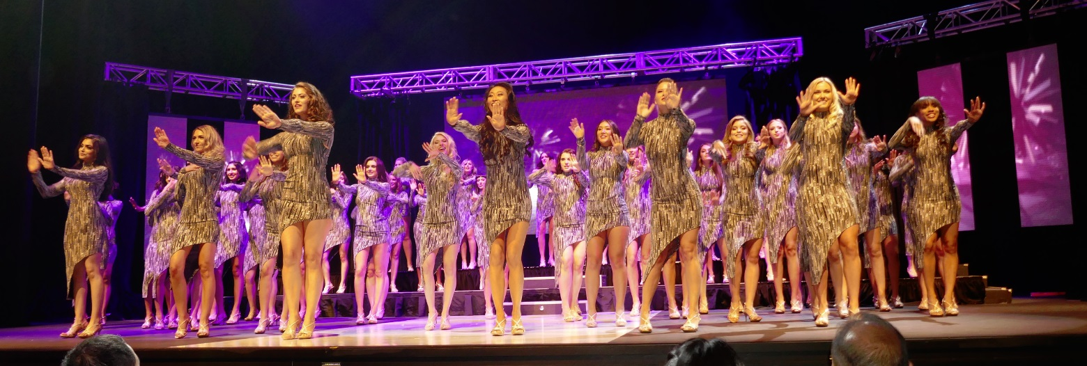 Opening number at 2018 Miss World Canada